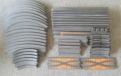 Aurora / Tomy AFX Slot Car Track-Cars &