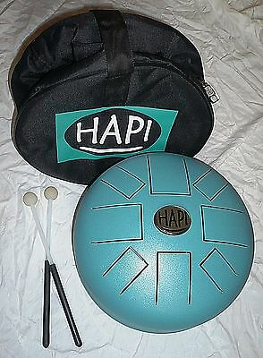 HAPI Drum Original various Sounds incl. Bag & Schlegel handpan tankdrum