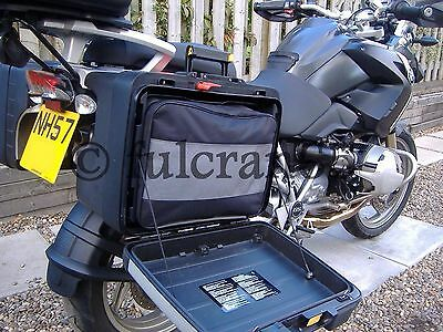 VARIO BMW F650 GS F800GS R1200GS & WATER COOLED LC PANNIER LINER BAGS Expandable