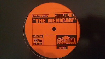 Catch a groove- Juice /Babe Ruth - Mexican -Rare Classic,Soul, Funky, Break Beat