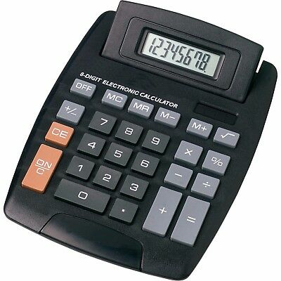 2 JUMBO Home office calculator large number & large buttons office