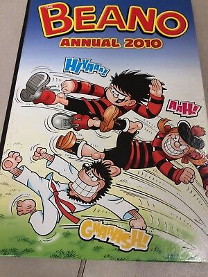 Beano Annual 2010 Great Condition