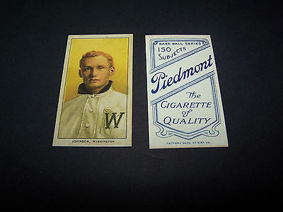 ( TY COBB )1909 T206 Piedmont  Detroit Tigers Tobacco Baseball Reprint Card