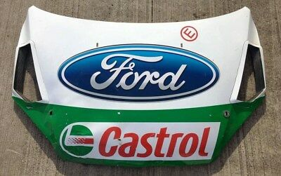 Toni Gardemeister Ford Focus RS WRC '06 Rally Australia Debut Used Bonnet!