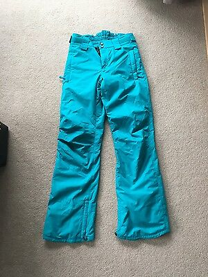 Bench Womens Ski / Snowboarding Pants Trousers Small