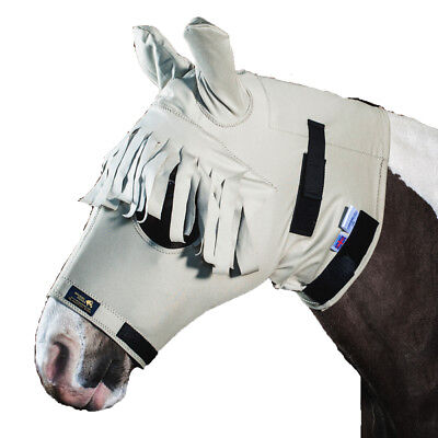 CLEARANCE 70% OFF - Snuggy Hoods Sweet Itch/ Horse Fly Mask ONLY £9.99!!!