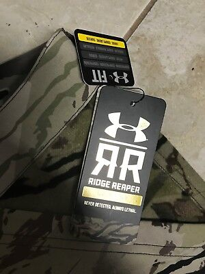 Under Armour Ridge Reaper Ua Hunt Pants Size 36/32