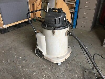 NUMATIC WVD1802DH INDUSTRIAL/COMMERCIAL SITE WET & DRY VACUUM CLEANER  110 volt