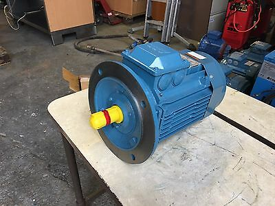 ABB Electric Motor 3 Phase 400 Volt / 690 Volt  4 KW  / 5.3 HP