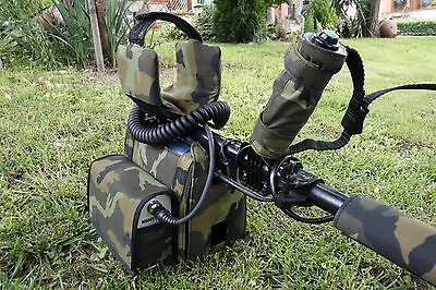 CONTROL BOX COVER for Minelab metal detector GP and GPX