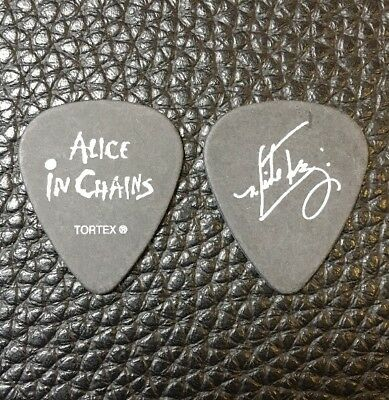 Guitar Pick - Alice In Chains - Mike Inez - Real Tour Pick
