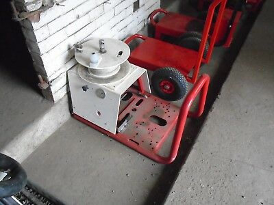 Heavy Duty Pressure Washer Frame, Brendon Bowser Mount