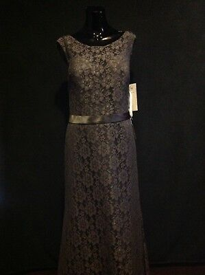 BNWT Evening Gown Mother of Bride or Groom  Size 16