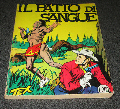 Tex Tre Stelle N° 7: Il Patto Di Sangue (1964)