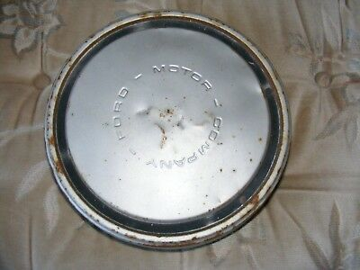 70's FORD Dog Dish Hubcap 15""