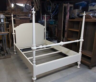 Antique 4 poster bed - Excellent - Local pickup only La Crosse Wisconsin