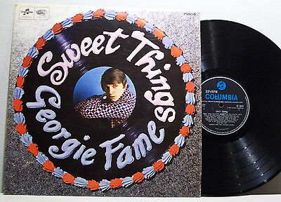 GEORGIE FAME - sweet things LP HEAR! hip-hop drums '60s MOD-R&B breaks UK ORIG