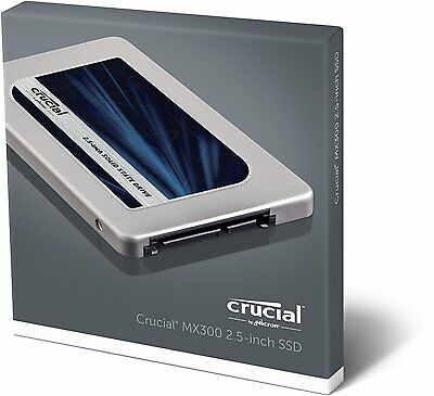 """Crucial MX300 1TB 2.5"""" Solid State Drive 6Gbps (SSD) - CT1050MX300SSD1"""