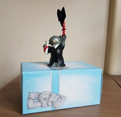 """Me to You figurine """"The Sky's The Limit"""" figurine Tatty Teddy collectible"""