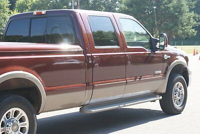 2005 Ford F-250  Ford King Ranch Diesel 4x4, 6.0 Diesel 2005