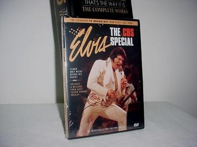 Elvis Presley : In Concert (1977) CBS Special DVD (Price drop!)
