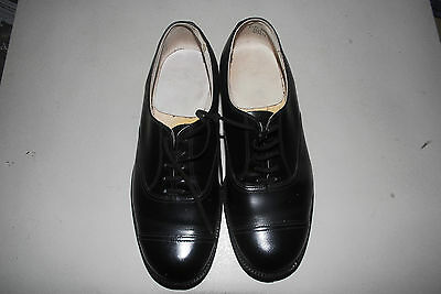 Parade Shoes, Black, Military Sizes 6-11, S,m Or L.