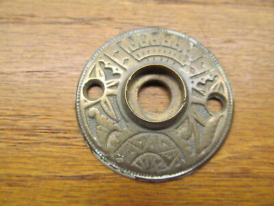 "Old Eastlake  ?? Brass ?? Bronze ?? Rosettes "" Oriental ""???...nice Ornate"