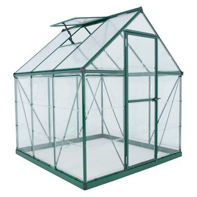 Palram Hybrid 6 x 6 ft. Hobby Greenhouse