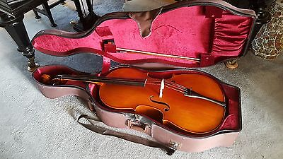 Intermediate Cello, Size 4/4