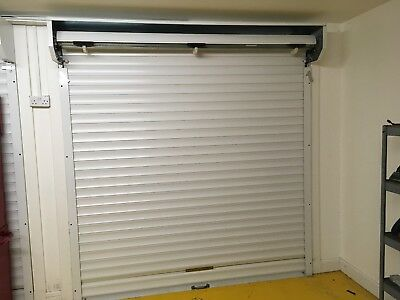 Gliderol insulated roller garage doors 7ft x 7ft removed and ready to collect
