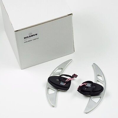 Mercedes steering wheel BRABUS ALUMINIUM PADDLES  for AMG stw