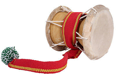 Indische Udkka Drum  Percussion, Meditation Trommel NEU