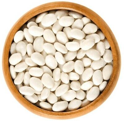 1lb-25lbs Certified Organic Navy Beans (Dry White Small Kidney Pea Beans).