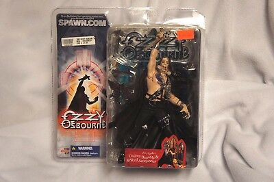 Spawn McFarlane Ozzy Osbourne 2003 Figurine MINT NEW