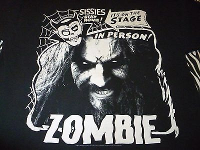 Rob Zombie Shirt ( Used Size L ) Very Good Condition!!!