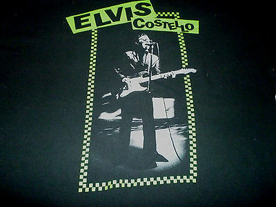 Elvis Costello Shirt ( Used Size L ) Good Condition!!!
