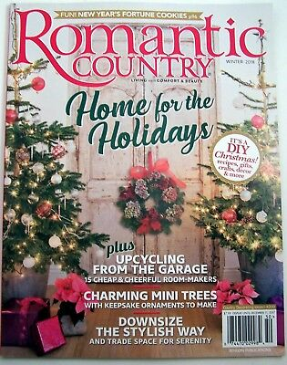 Romantic Country Home for the Holidays
