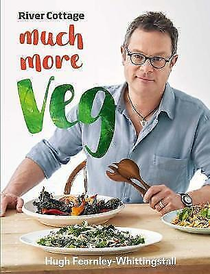 River Cottage Much More Veg by Hugh Fearnley-Whittingstall (Hardback, 2017)