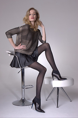 Mura Collant ITALY C3256 /'Los Angeles/' Pattern Tights