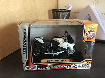 Diecast 1:18 BMW HP2 Sport Superbike