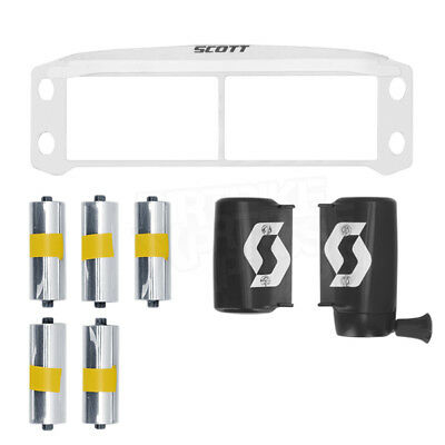 Scott 'Prospect' Grid Film System WFS Roll Off Kit to Suit Prospect Goggle
