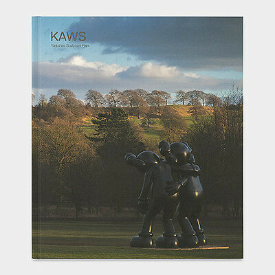 KAWS Exhibition Book Catalog Yorkshire Sculpture Park YSP Companion Chum
