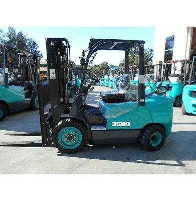 Feeler FGL35CT Brand new forklift, 12 months warranty, Great value