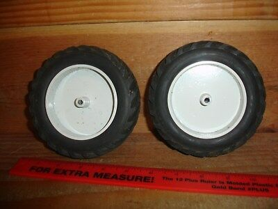 1 16 Pulling Tractor Rims And Tires 30 00 Picclick