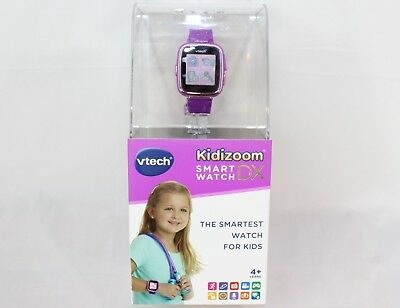 VTech Kidizoom Smartwatch DX Violet Purple Smart Watch For Kids