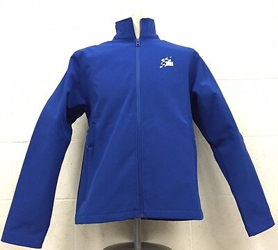 Official M-Sport World Rally Team Blue Windstopper Jacket All Sizes XS - 2XL