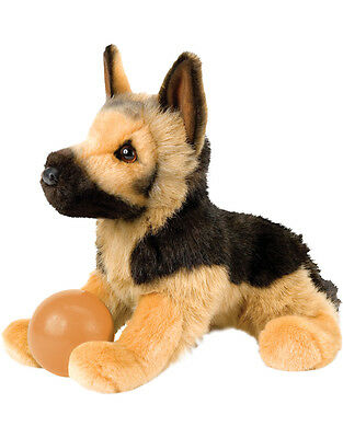 Douglas German Shepherd Plush Stuffed Animal Toy, NEW