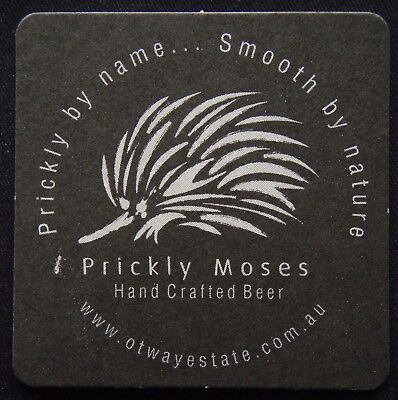 Prickly Moses Hand Crafted Beer Otway Estate Coaster (B307)