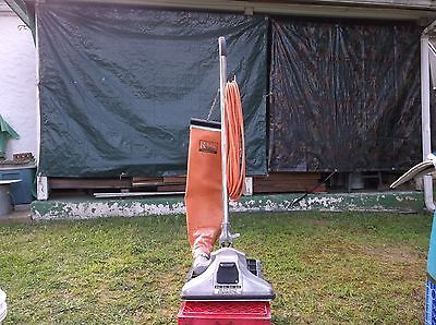 Commercial upright vacuum- Royal M1030