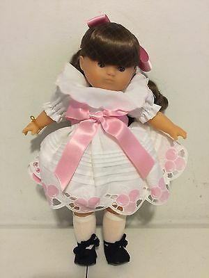 Catherine Refabert (Corolle France) Doll In Her Original Wood Box